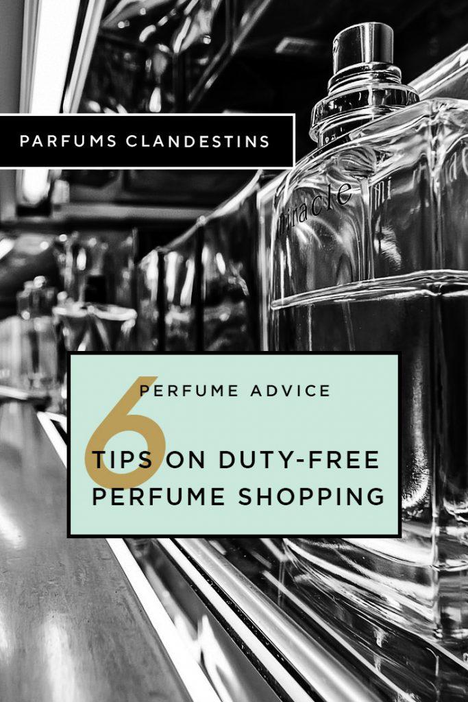 6 Tips on Duty-free Perfume Shopping