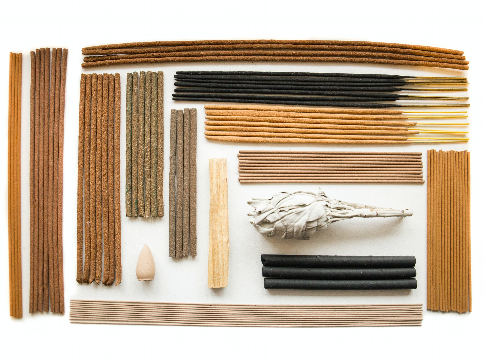 smuding and incense rituals as spring cleaning