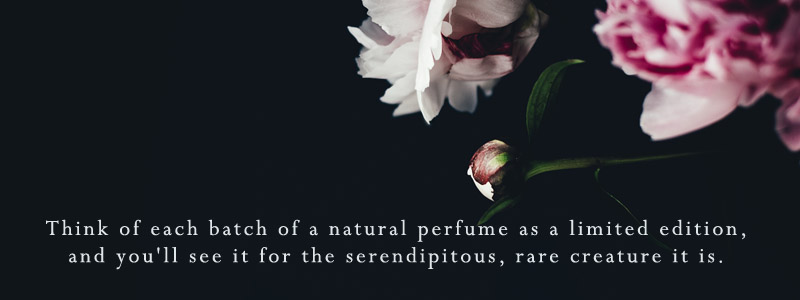 what to know when buying natural perfume