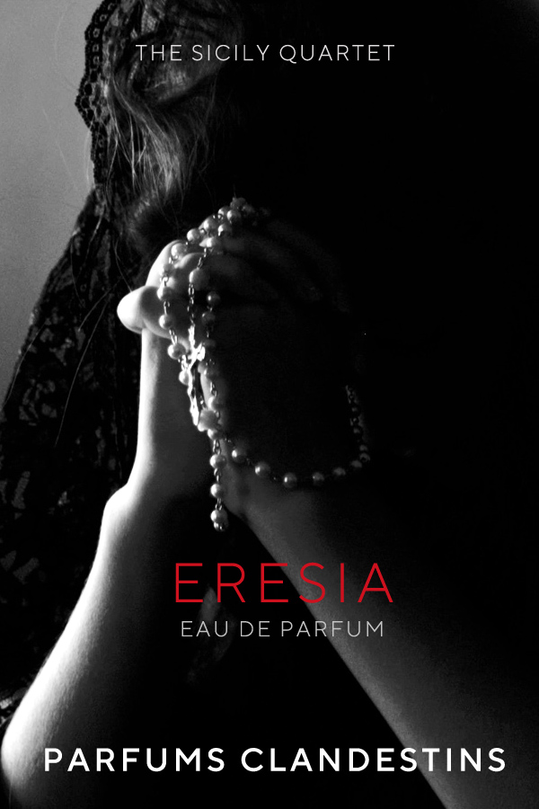Eresia EDP, The Sicily Quartet Luxe Natural Perfumes