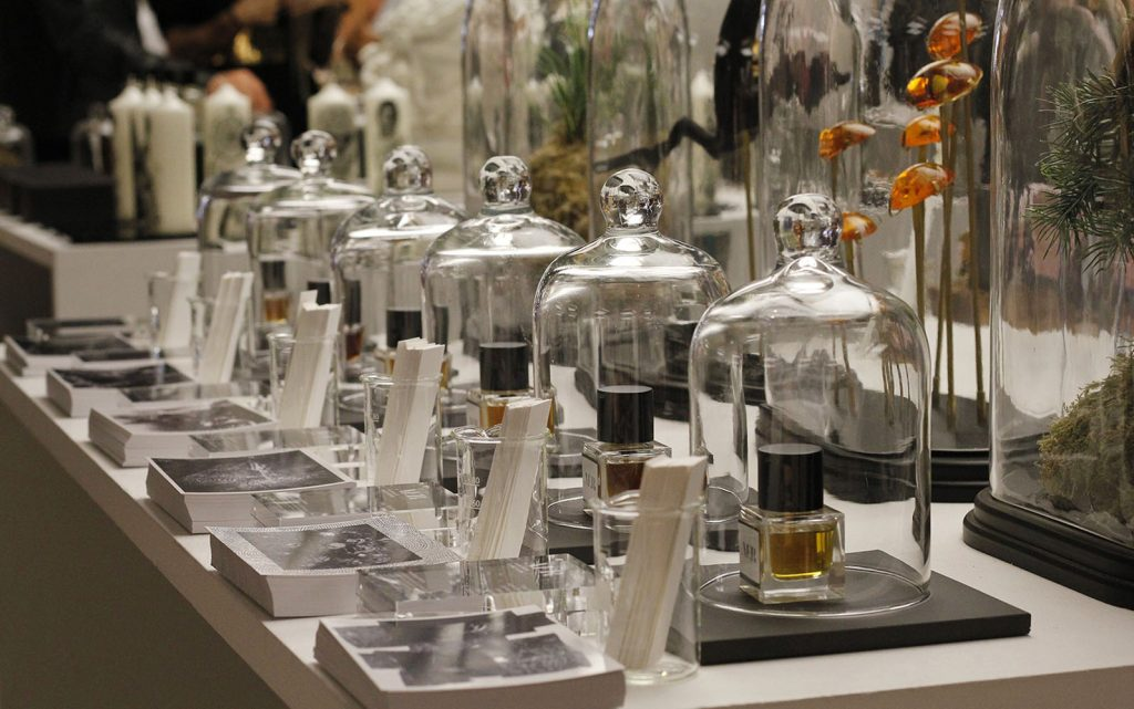 Aer Scents Pitti Fragranze 2019 natural perfume brand