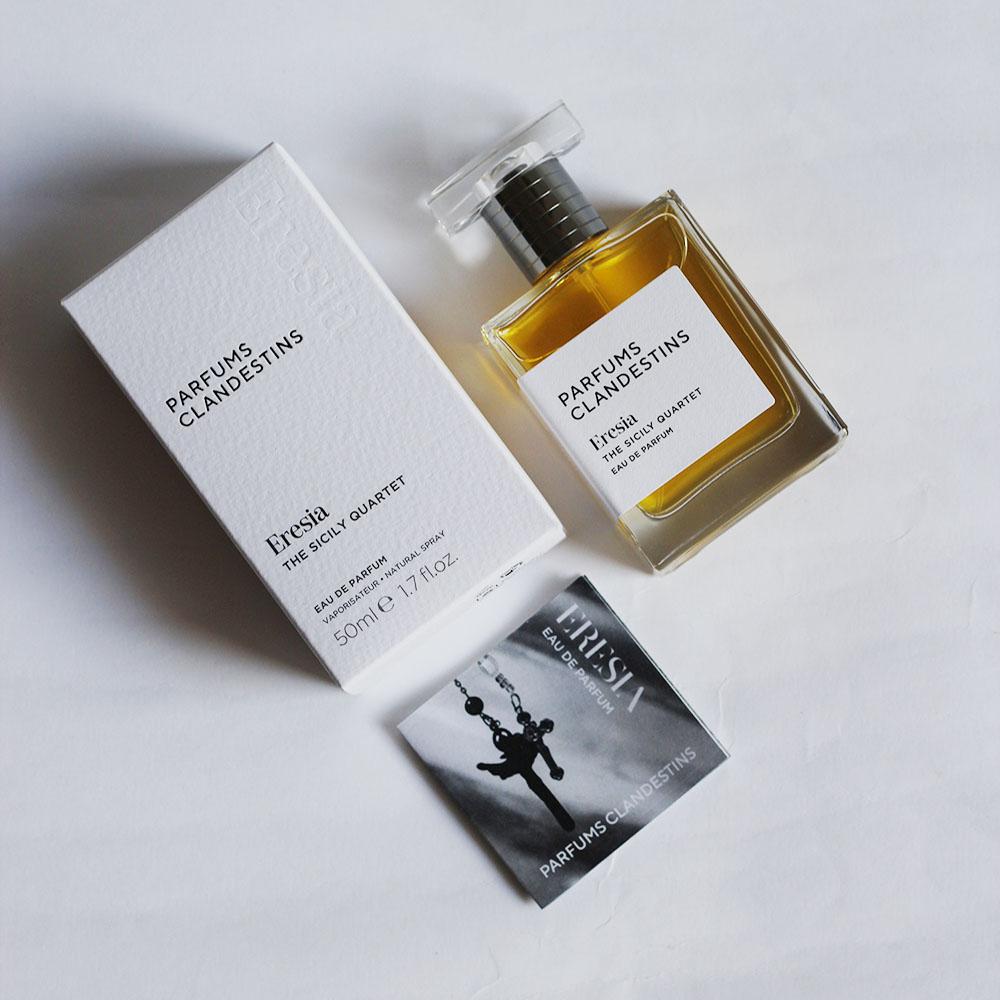 Eresia eau de parfums launch