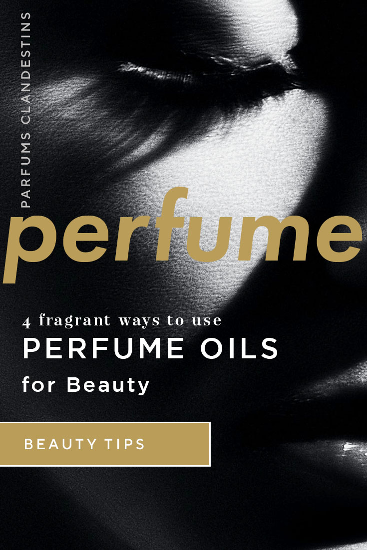 Perfume Oils - how to use them in your beauty routine