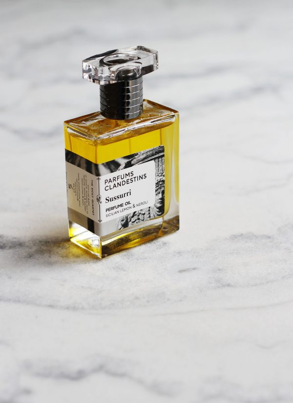 Sussurri Perfume Oil