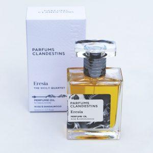 Eresia Body Oil - The Sicily Quartet